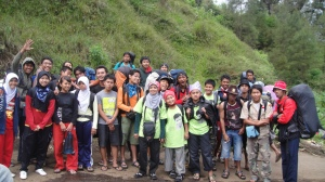 goes to Ranu Kumbolo