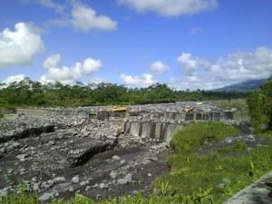 jalur lahar Semeru